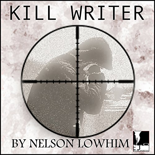 Kill Writer audiobook cover art