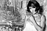 Poster 30 x 20 cm: Die Gleichgültigen, Claudia Cardinale