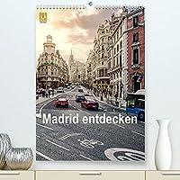 Madrid entdecken (Premium, hochwertiger DIN A2 Wandkalender 2022, Kunstdruck in Hochglanz): Auf fotografischer Entdeckungsreise durch die spanische Metropole Madrid (Monatskalender, 14 Seiten )