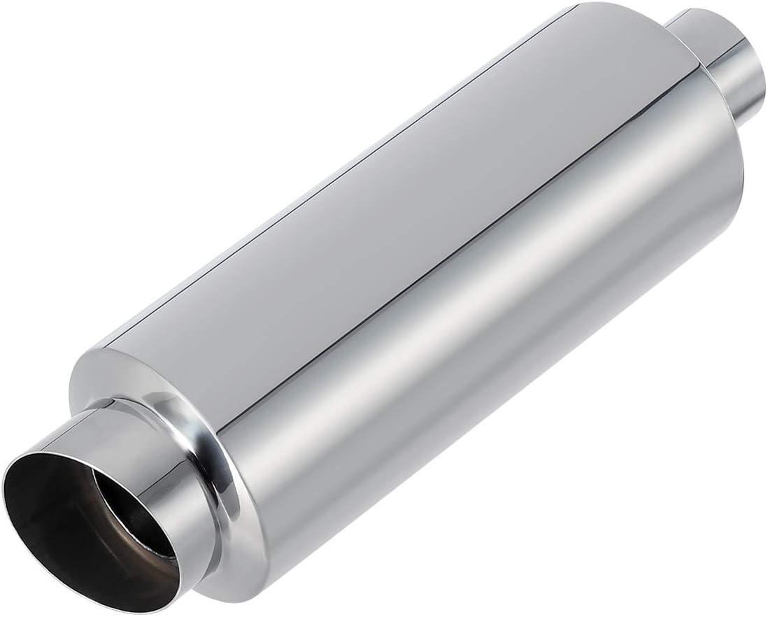 Denver Mall Free Shipping Cheap Bargain Gift Upower Exhaust Muffler 2.25