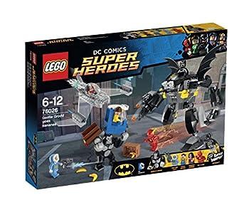 LEGO Superheroes Gorilla Grodd goes Bananas