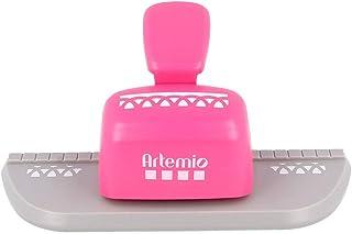 Artemio 10003012 Perforatrice Bordure, Métal, Multicolore, 12,5 x 6 x 21,5 cm