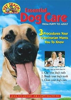DVD Essential Dog Care Book