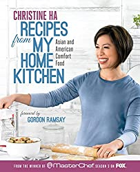 Recipes from My Home Kitchen Cover Book, authored by Christine Ha