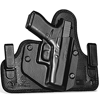 Alien Gear holsters Glock - 43 Cloak Tuck 3.5 IWB Hoslter (Right Hand)