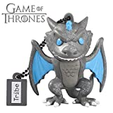 Llave USB 16 GB Viserion - Memoria Flash Drive 2.0 Original Game of Thrones, Tribe FD032507