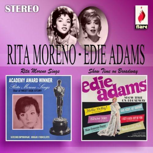 Rita Moreno & Edie Adams