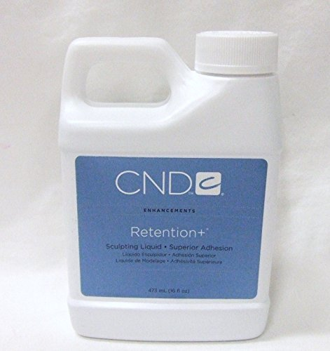 CND Creative Nail Design Retention Liquid 16oz./473ml. by Creative Nail Design