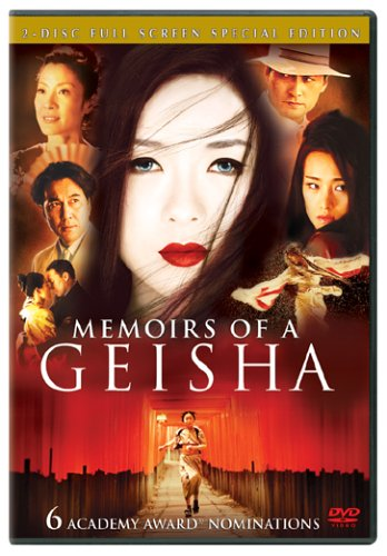 Memoirs of a Geisha (Full Screen 2-Disc Special Edition)