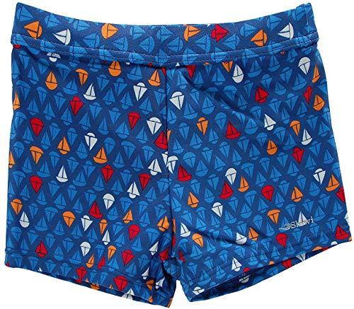 Shiwi Jungen Boxer Badehose Blau 104