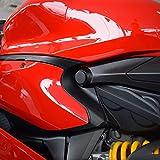 Puig Tapones Chasis Negro 9631N Ducati 899 Panigale 14'-15'