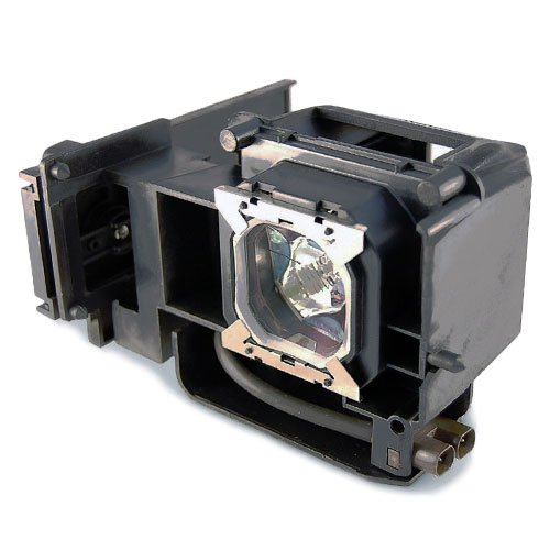 Panasonic pt-52lcx66 Compatible Replacement Rptv Lamp Bulb with Housing