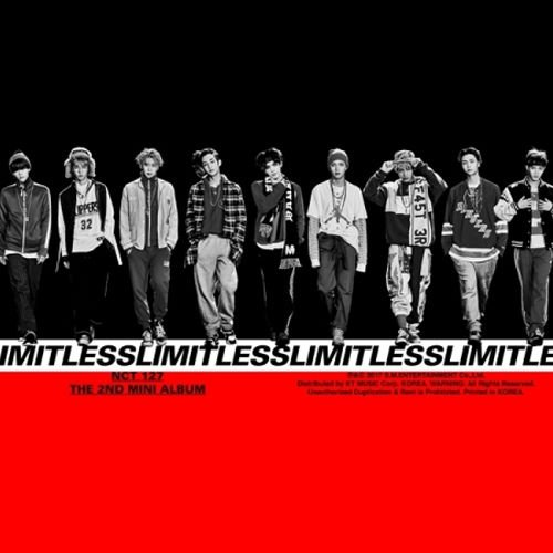 NCT 127 - [NCT #127 LIMITLESS] 2nd Mini Album CD+PhotoBook+PhotoCard K-POP Sealed