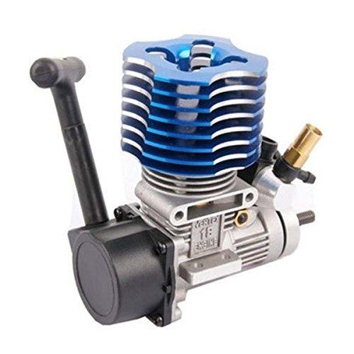 powerday 02060 BL VX 18 Engine 2.74cc Pull Starter for RC 1/10 Nitro Car Buggy EG630