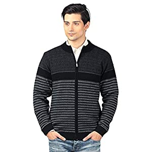 aarbee Men's Wool Round Neck Sweater 9 51QWJ05hUfL. SL500 . SS300