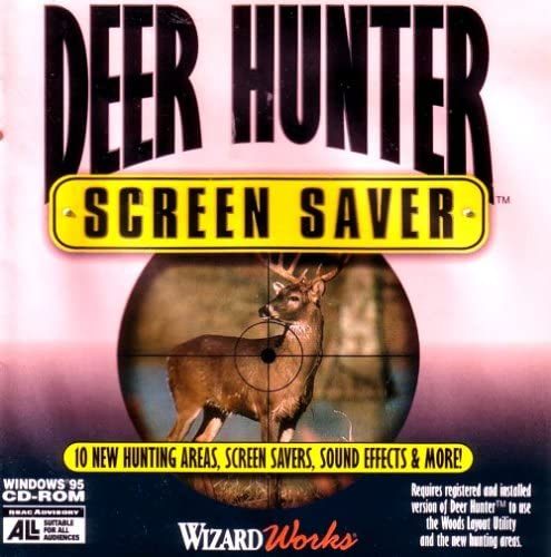 Deer Hunter Screen Ranking TOP3 Saver 40% OFF Cheap Sale