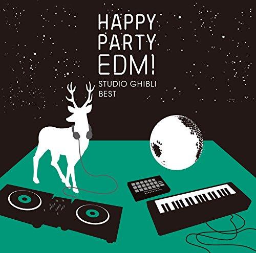 ビクターエンタテインメント『HAPPY PARTY EDM!~STUDIO GHIBLI BEST~(VICL-64699)』