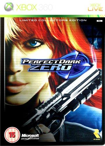 Perfect Dark Zero Limited Collector's Edition (Xbox 360) [Edizione: Regno Unito]