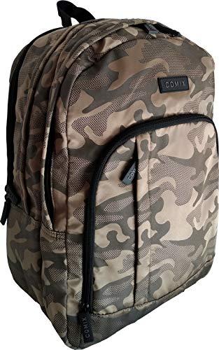 Zaino Organizzato Comix Camouflage XL 62323 VE
