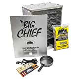Best elctric smoker - Smokehouse Products Big Chief Front Load Smoker Review