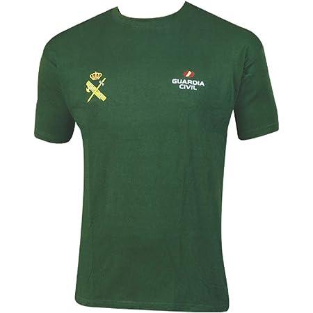 PC Camiseta Guardia Civil Talla S: Amazon.es: Ropa