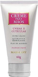 Mahogany - Creme para Mãos, Unhas e Cutículas 60 g Mahogany