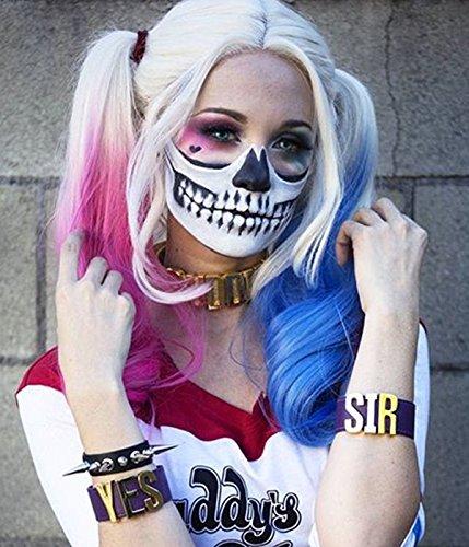 51QWLgchRJL Harley Quinn Wigs