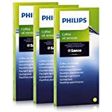 Philips Saeco CA6704/10 - Sgrassatore per caffè, 6 compresse da 1,6 g, confezione da 3