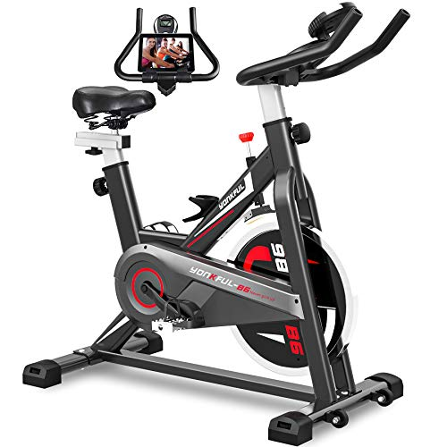 (33% OFF) Exercise Bike W/ Tablet Holder $199.82 – Coupon Code