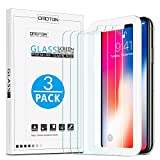 OMOTON HD Tempered Glass Screen Protector for Apple iPhone 11 Pro/ XS /