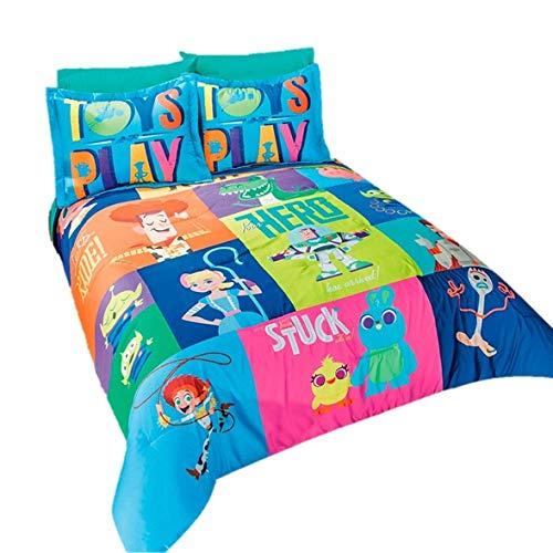 Best Bargain JORGE'S HOME FASHION INC Toys Story 4 Kids Boys Original Licensed Disney Reversible C...