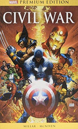 Millar, M: Marvel Premium: Civil War (Marvel Premier Edition)