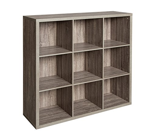 Wood Shelving Units for Storage