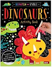 Scratch and Sparkle - Dinosaurs Activity Book
