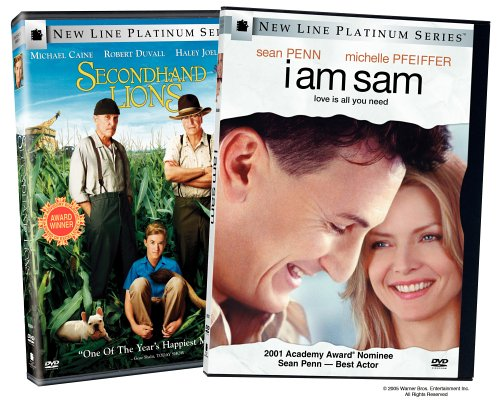 Secondhand Lions/I Am Sam