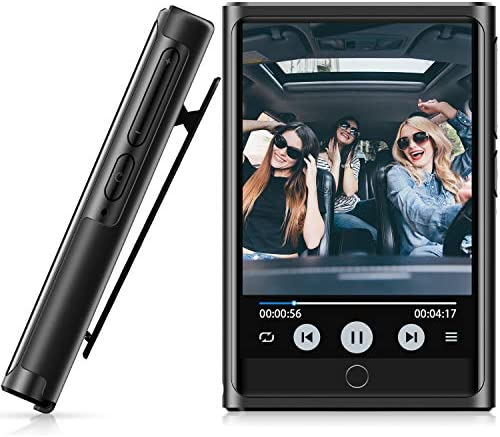 48GB MP3 Music Player MP3 Player with Bluetooth 4 2 2 HD Touch Screen Portable HiFi Lossless product image