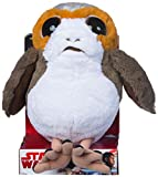 Star Wars 23946 Episodio 8 PORG Peluche, 25,4 cm