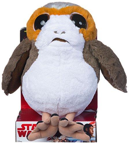 Star Wars 23946Episodio 8PORG Peluche, 25,4cm