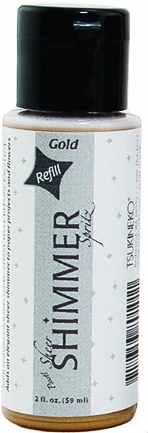Imagine, Pssst Sheer Shimmer, 2 oz Refill, Gold