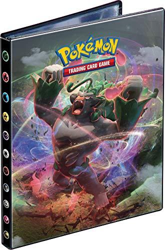 Pokémon Schwert und Schild, Serie 2 (EB02): Portfolio A5, Kapazität: 80 Karten, 15226