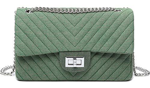 Handtassen voor vrouwen Mooie Italiaanse Mode Styled Medium Size Schoudertas/Pak Tas in faux Semi Suede Nu Buck of NIEUW LISTED Zacht & Soepel Fijn Graan PU Leer.