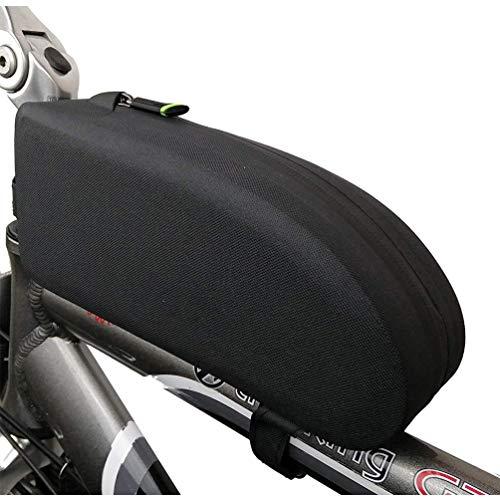 Rahmentasche Wasserfest Fahrrad Oberrohrtasche Schwarz