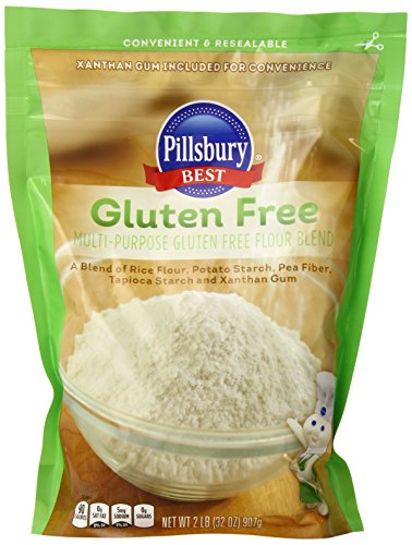 Pillsbury BEST Multi-Purpose Gluten-Free Flour Blend, 2 Pound