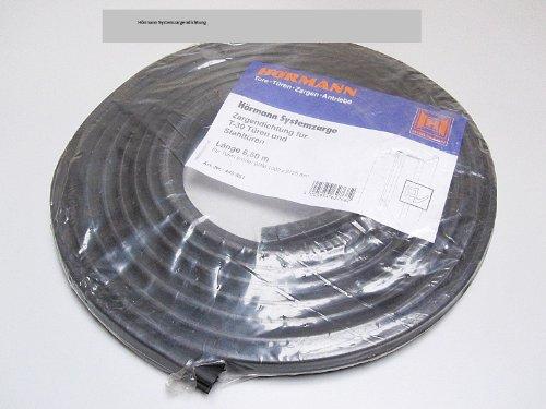 Hörmann Dichtung T30 Brand- Feuerschutzdichtung (449851), 6500 mm