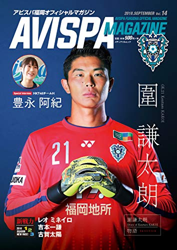 AVISPA MAGAZINE Vol.14 (メディアパルムック)
