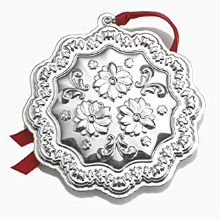 Towle Sterling Silver Old Master Medallion Ornament, 5th Edition