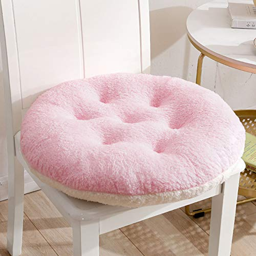 Cuscino per sedia, peluche per sedile per sedia da pranzo, cuscini di seduta spessa set cuscini per cuscinetti sedia, adatto per auto per la casa
