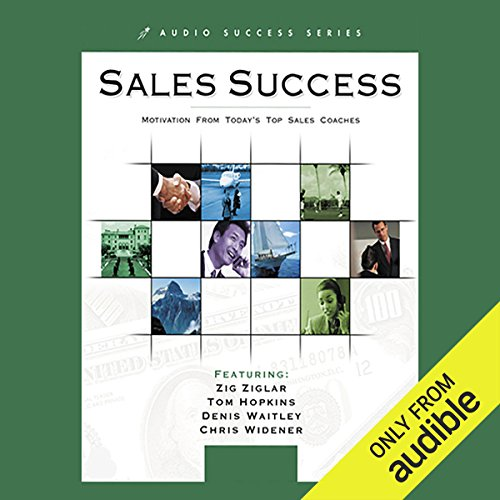 Ultimate Sales Success audiobook cover art