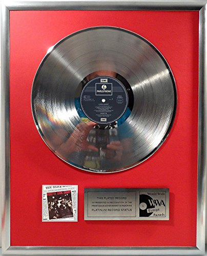 Roxette Look Sharp ! platin Schallplatte (goldene gold record)