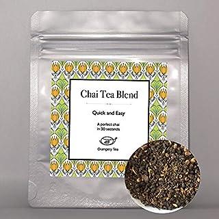チャイ ティー ブレンド / Chai Tea Blend 【紅茶】30秒でつくるチャイ用ブレンド、スパイス入り紅茶